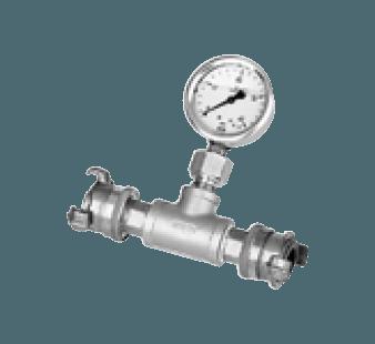 PFT mortar pressure 00 00 87 26 gauge SWING