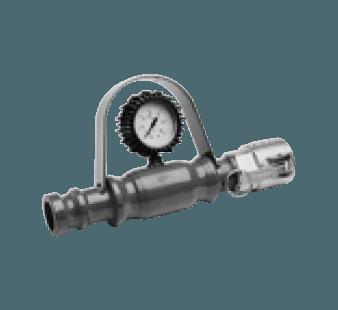 PFT mortar pressure gauge ID 24 Ø 25 mm 20 21 70 01 Ø 35 mm 20 21 72 00 Ø 50 mm 20 21 73 00