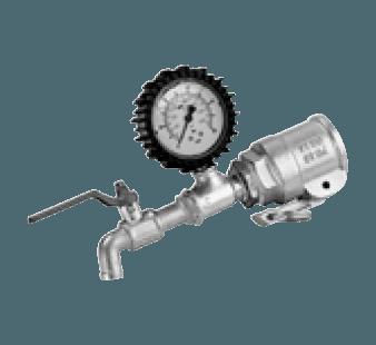 PFT pressure tester