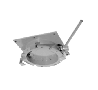 PFT silo buttery valve for silo, container and bins ap NW 250 20 70 60 00 ap NW 350 20 70 60 02