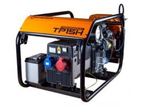 Generga TP15H 15kVA, 400V/230V, 50 Hz generator