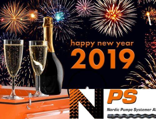 Godt nytt år ☺