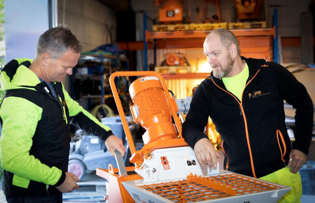NPS - Kjell Ove og Pete